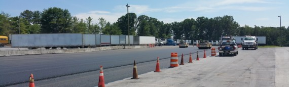 Bushong Contracting: Commercial Asphalt Parking Lot Resurfacing – Shenandoah County Virginia