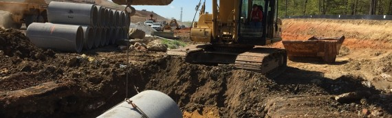 Bushong Contracting: Lorton Landfill Stormwater System – Fairfax Virginia 22079