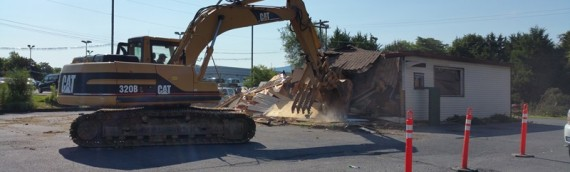 Bushong Contracting: Demolition and Site Work – Page County Virginia