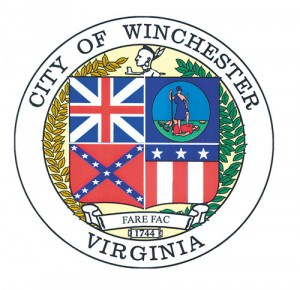 City of Winchester Virginia Flag