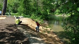 Edinburg Mill Streambank & Bio-Retention Project